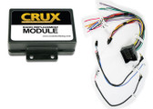 Crux SWRVW52 Radio Replacement With SWC Retention For Volkswagen Vehicles