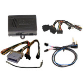 Crux SWRGM51 Radio Replacement w/SWC Retention For Gm Lan 11-Bit Vehicles