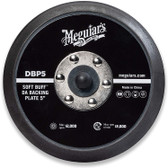 "Meguiars DBP5 Soft Buff DA Polisher Backing Plate (5"", 5/16""-24 Spindle)"
