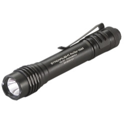 Streamlight 88049 ProTac 1AAA TEN-TAP Programmable Flashlight, 70 Lumens