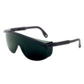 Uvex S1112 Astrospec 3000 Black Frame Safety Glasses with 5.0 Shade Lens