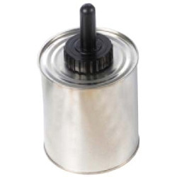 The Main Resource TI260 Quart Cement Can With Plastic Handled Brush/Lid