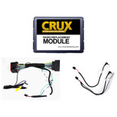 Crux SWRCR59D Dodge Ram 2013 And Up Radio Replacement w/SWC Retention