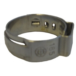 "The Main Resource HC8632-100 23/32"" Open Pinch Clamp (.602"" - 23/32"")"