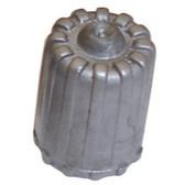 The Main Resource TR25306 Standard TPMS Plastic Gray Cap, 100 Per Box