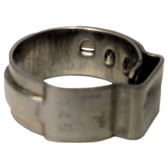 "The Main Resource HC8696-100 9/16"" Open Pinch Clamp (.472"" - 9/16"")"