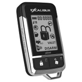 Excalibur 151003E Replacement 2 Way LCD Alarm Remote For Al18703Db
