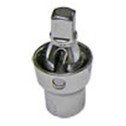 "VIM Tools UJ454 1/4"" Smooth 45 Deg U-Joint Socket Adptr 1/4"" Sq Dr"