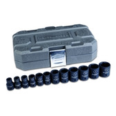 "Gearwrench 84931N 12 Pc. 1/2"" Drive 6 Point SAE Impact Socket Set"