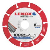 "Lenox 1972922 LENOX Diamond Angle Grinder Cutoff Wheel 5"" x 7/8"""