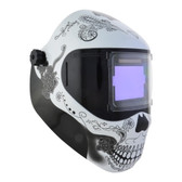 "Save Phace 3012435 ""Day Of The Dead"" RFP E-Series Welding Helmet"