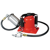 Astro Pneumatic 5304A 20 Ton Low Profile Air/Manual Bottle Jack