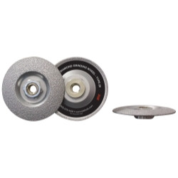 "Innovative Products of America 8150 4.5"" Diamond Grinding Wheel"