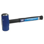 "OTC 5790ID-816 8 lb Double Face Sledge Hammer with 16"" Handle"