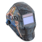 Titan Tools 45000 Solar Powered Auto-Darkening Welding Helmet