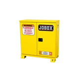 Gearwrench 1-853990 Jobox Safety Cabinet, 30 Gallon, Yellow