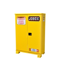 Gearwrench 1-856990 Jobox Safety Cabinet, 45 Gallon, Yellow