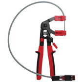 Mayhew 28680 Professional Hose Clamp Pliers With Flex Cable
