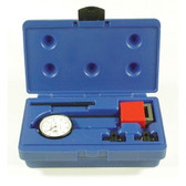 "Central Tools 6410 1.00"" 0-100mm Range Dial Indicator Set"