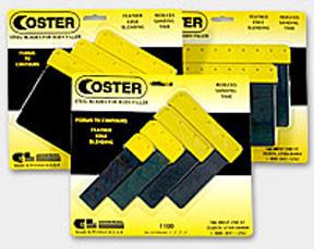 "GL Enterprises 1100-1 Coster Steel Auto Body Spreaders, 1"""