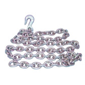 "Mo-Clamp 6009 3/8"" x 9"" Mo-Clamp Chain with 6210 Grab Hook"