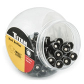 "Titan Tools 16188-50 50 Pc. 9/16"" 65mm Magnetic Nut Setter"