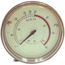 The Main Resource AG107518 Air Gauge Coats Tire Changers