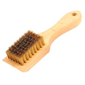 The Main Resource MI985 Small Brass Sidewall Tire Brush
