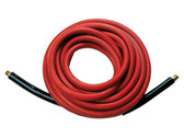 """ATD Tools 8208 3/8"""" x 35' Four Spiral Rubber Air Hose"""