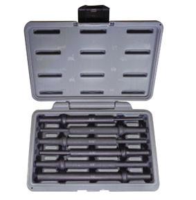 ATD Tools 5736 6 Pc. Extra Long Air Hammer Drift Set