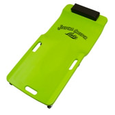 Lisle 99102 Low Profile Plastic Creeper (Neon Green)