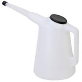 K Tool 74652 Plastic Measure With Flex Spout - 8 Qt