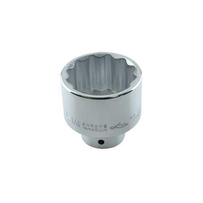 "K Tool 24173 Socket 3/4 Drive 12 point 2-1/4"" short"