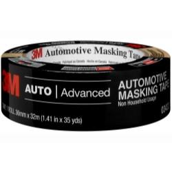 3M 03433 Automotive Performance Masking Tape, 36mm