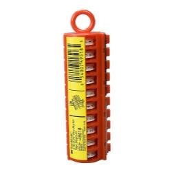 3M 12174 ScotchCode 0-9 Wire Marker Tape Dispenser