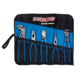 Channellock TOOLROLL5E 5 Piece E Series Plier Set