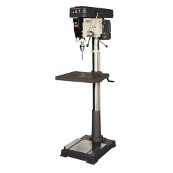 "Jet 354402 JET J-2550 20"" Floor Model Drill Press"