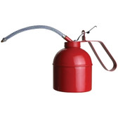 K Tool 73902 Lever Oil Can with Flex Spout 1 Pint
