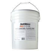 DeVilbiss 803491 Dirt Control Floor Coat (5 Gal)