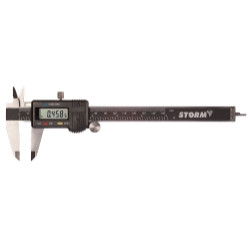 "Central Tools 3C301 6"" or 150mm Digital Caliper"