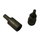 """CTA Tools 1476 Disc Brake Cal Bolt Socket 3/8"""""""