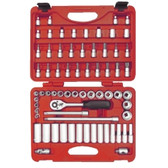 CTA Tools 10100 69 Piece Euro/Metric Tool Set
