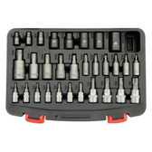 CTA Tools 9670 30 Piece Torx Plus Socket Set