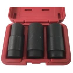 CTA Tools 1069 3 Piece Crank Bolt Socket Set