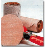 Norton 31505 PSA Disc Roll 6In. 400 Grit A/O