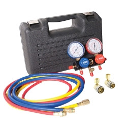 FJC 6760SPC60 Manifold Gauge Set with Case