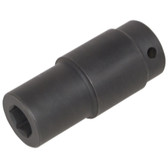 Lisle 77060 17mm Harmonic Balancer Socket