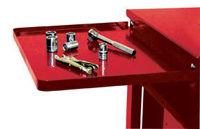 ATD Tools 7060 Tool Cart Side Tray - Red