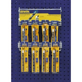 "Irwin 65504 Drill Bit 16 pc. 6"" Display"