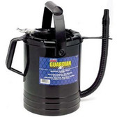 Lincoln Industrial G528 Measure 8 Qt Flex Spout